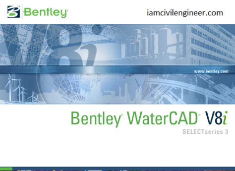 Download: bentley water cad v8i | engineersdaily | free.